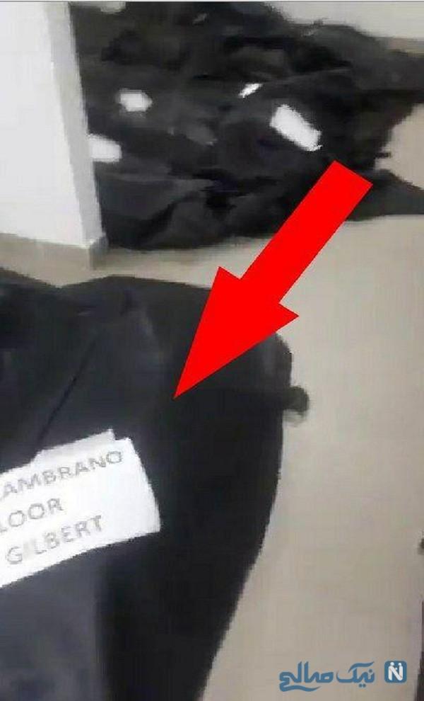 اجساد در بیمارستان