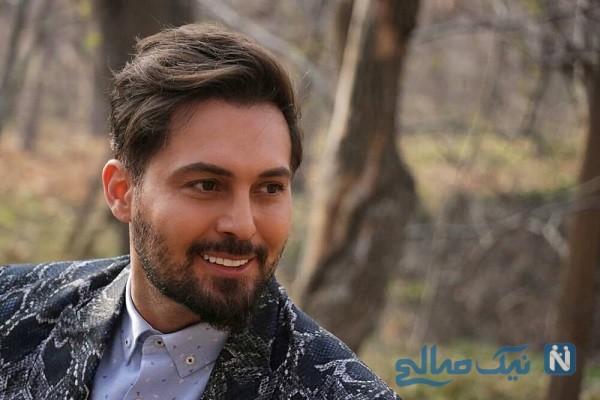 مدل موی جدید دانیال عبادی شبیه فوتبالیست معروف