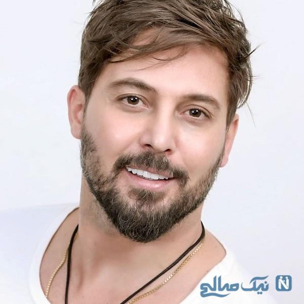 مدل موی دانیال عبادی