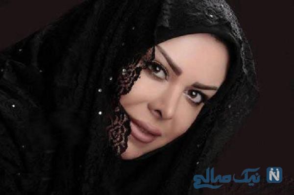 کشف حجاب فلور نظری بازیگر سریال های طنز رضا عطاران!