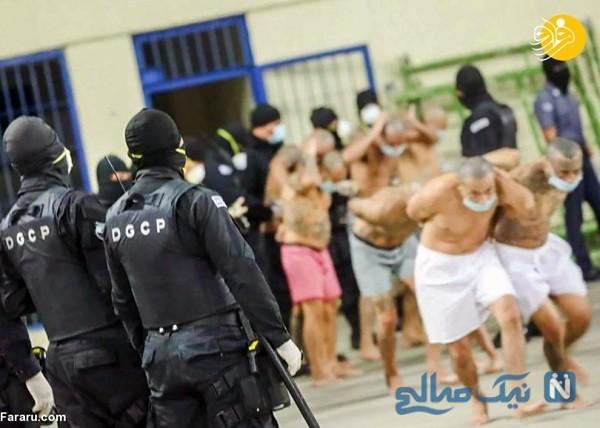 زندان السالوادور