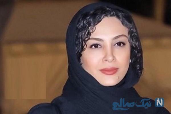 عکس جدید حدیثه تهرانی و همسرش در اینستاگرام خانم بازیگر
