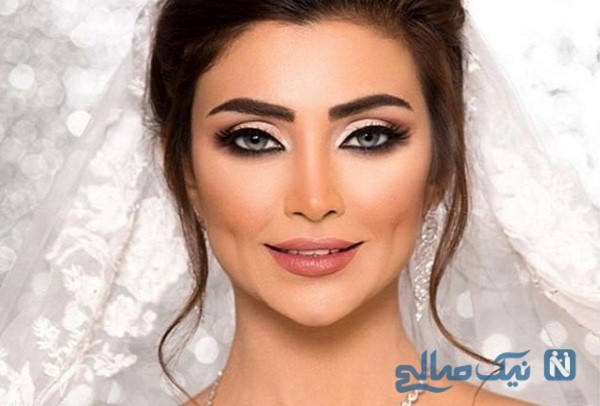 الهام عرب و دخترش