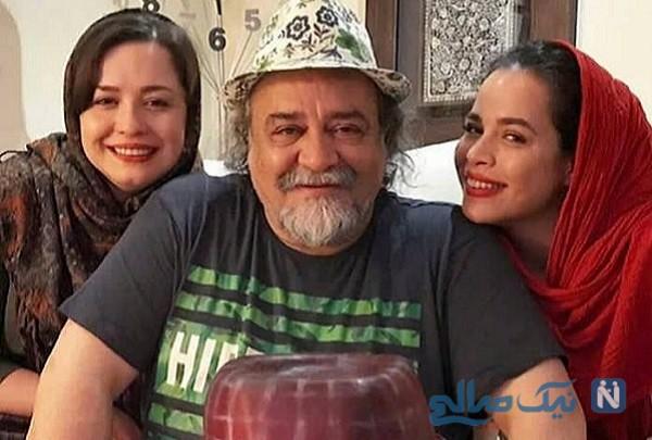 جمعی از بازیگران و خوانندگان معروف ایرانی و فرزندانشان