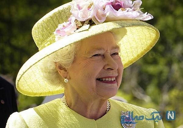 تصاویر جالب و دیدنی از ملکه انگلیس و جوکر در تهران