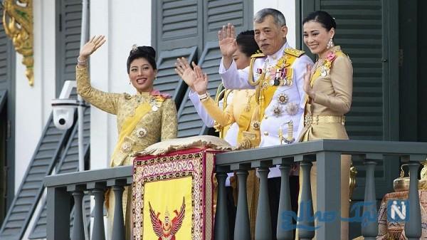 پادشاه تایلند