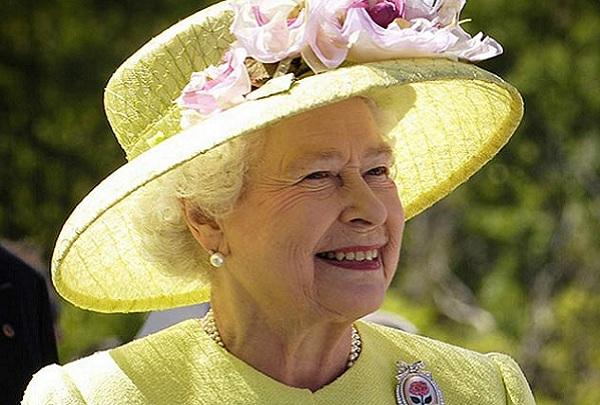 سخنرانی ملکه الیزابت