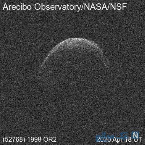 سیارک ماسک دار