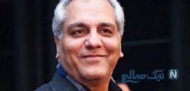 جشن تولد برای مهران مدیری با دو کیک زیبا و خاص