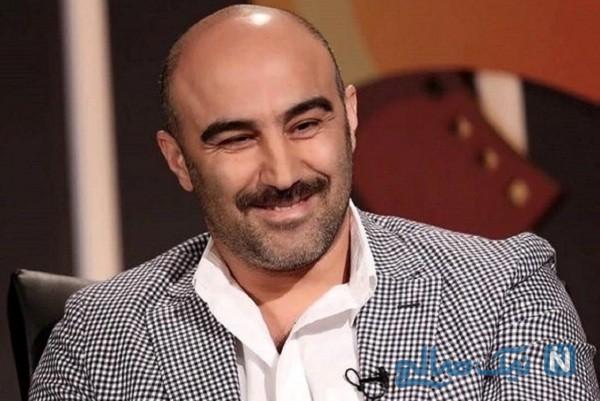 محسن تنابنده بازیگر معروف و پسرش نامی
