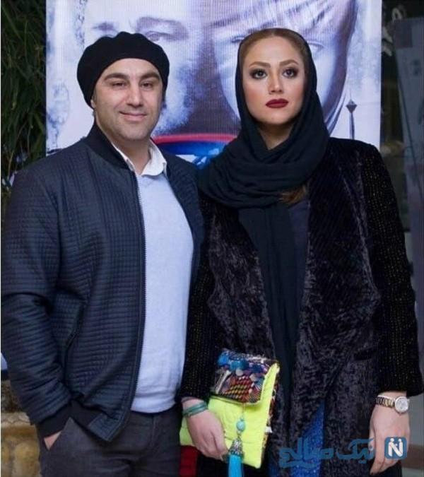 محسن تنابنده و پسرش نامی