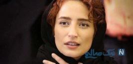 پست اینستاگرام نگار جواهریان | سخنان شاملو از زبان بازیگر زن ایرانی