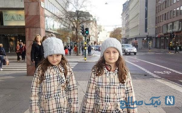تصاویر جدید سارا و نیکا فرقانی