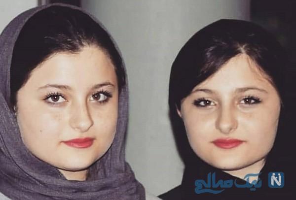 واکنش نیکا فرقانی به تصاویر منتشر شده از او و خواهرش