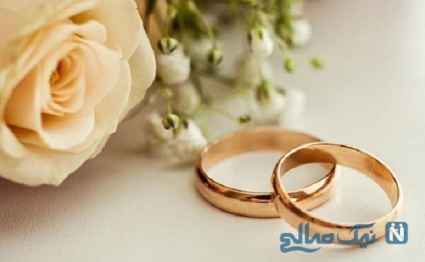 ازدواج پیرمرد ۱۰۳ ساله با دختر ۲۷ ساله