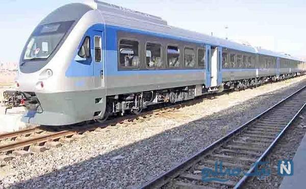 مرگ مسافر مبتلا به کرونا داخل قطار