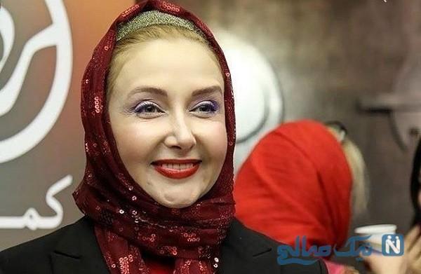 پست جدید کتایون ریاحی   خانم بازیگر در شکل دختران قجری