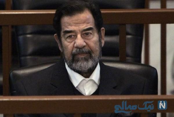 زن اسرار آمیز در زندگی صدام حسین , ببینید