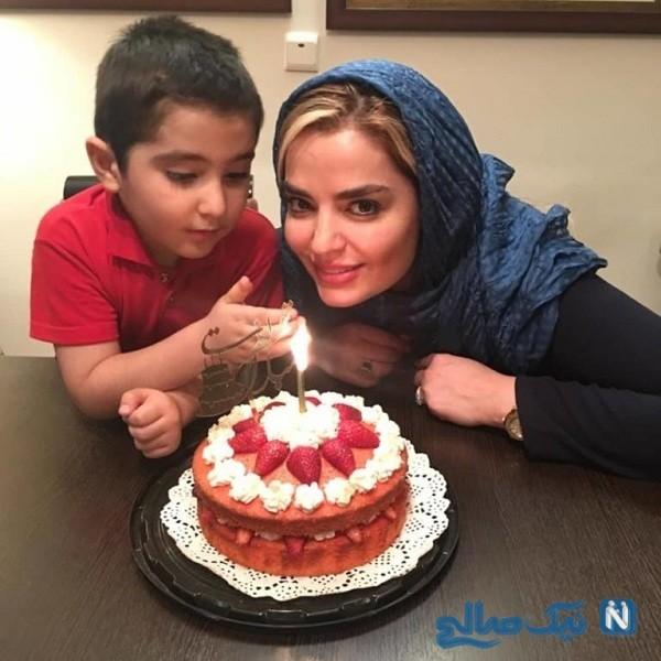جشن تولد سپیده خداوردی