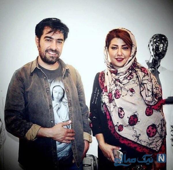 پسر کوچک شهاب حسینی