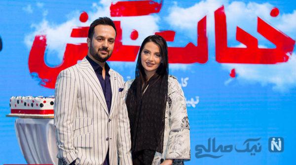 پسر احمد مهرانفر بازیگر سریال پایتخت بدنیا آمد