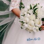 غش کردن وحشتناک عروس وسط مراسم