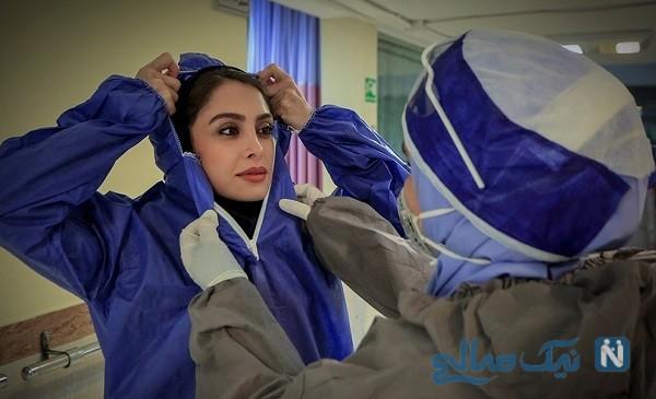 دختر ورزشکار ایرانی