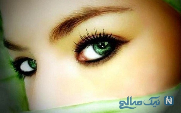 این دختر صاحب زیباترین چشم های جهان است