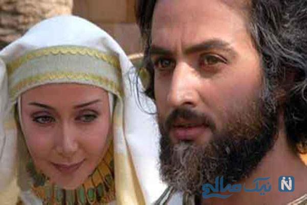 چهره واقعی زلیخا زن عزیز مصر و مقبره وی را ببینید