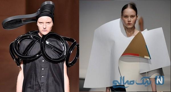 عجیب ترین لباس دنیا
