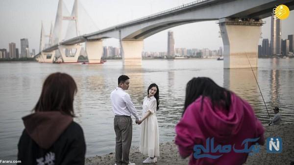 عروسی در چین