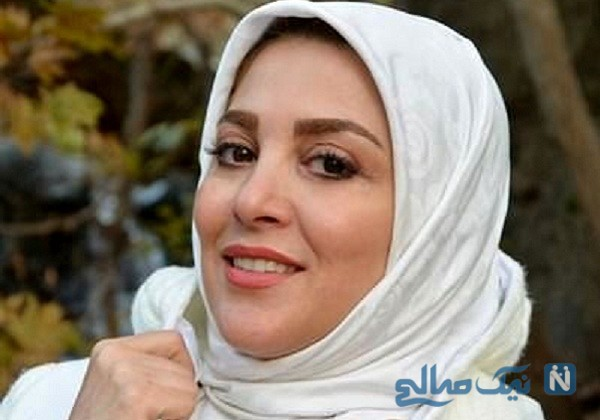 ژیلا صادقی مجری معروف تلویزیون درکنار همسرش محسن رجبی