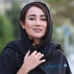 آشپزی کردن بهاره افشاری بازیگر در خانه و قرنطینه