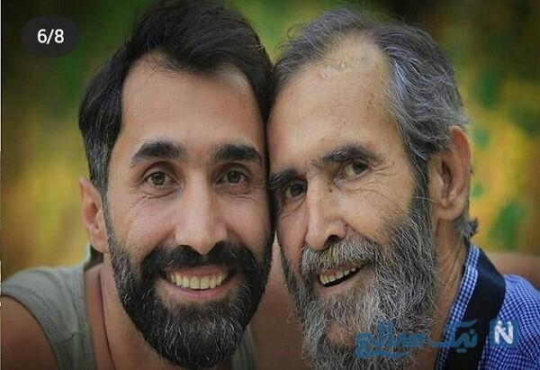 بازیگران و پدرانشان