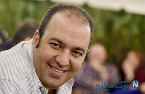 عکسی که نرگس محمدی از علی اوجی و ماشین لاکچرای اش گرفت