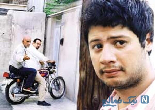 چهره جدید علی صادقی