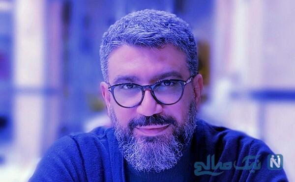 واکنش رضا رشیدپور به اشکهای علیرضا افتخاری در برنامه دور همی