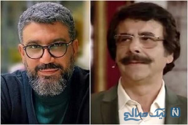 علیرضا افتخاری رضا رشیدپور