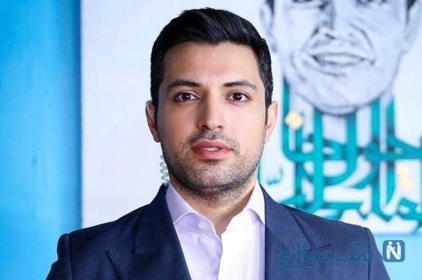 اشکان خطیبی بازیگر مشهور در آرایشگاه لاکچری
