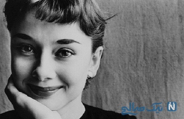 """تصاویری از """"آدری هپبورن"""" زیباترین زنِ تاریخ در گذر زمان"""
