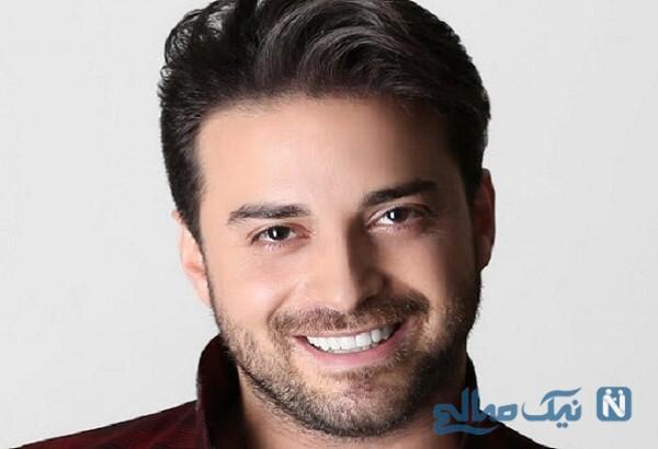 مدل موی جدید بابک جهانبخش خواننده معروف در قرنطینه