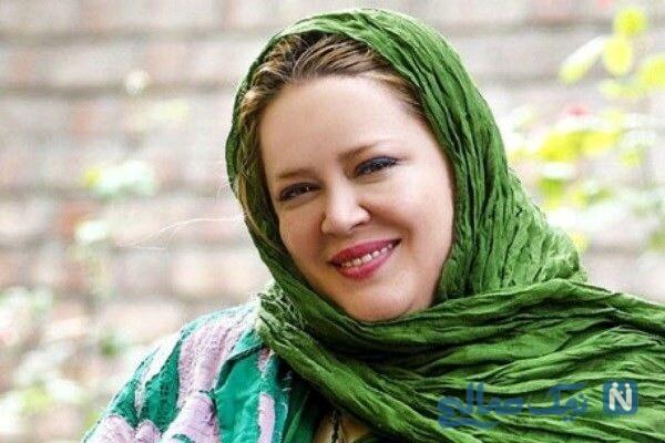 ست ساعت و حلقه زیبای بهاره رهنما در استوری خانم بازیگر