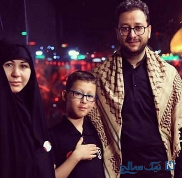 بشیر حسینی و فرزندانش ویدیویی از قرآن خوانی بشیر حسینی به همراه فرزندانش