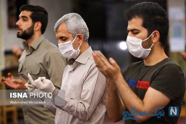 نماز جماعت در تهران