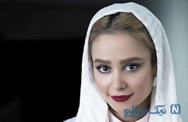 شباهت عجیب الناز حبیبی بازیگر جوان و خواهرش