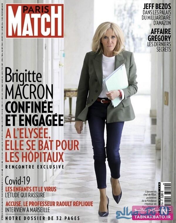 بانوی اول فرانسه