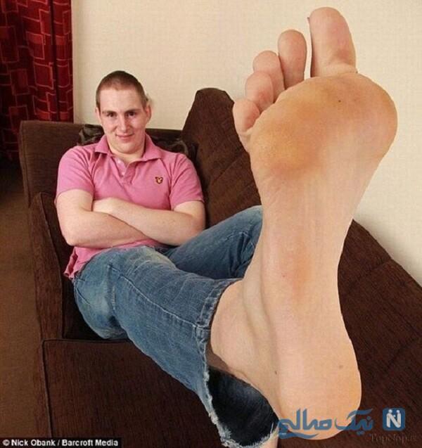 سایز پا