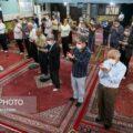 تصاویری از اقامه نماز عید سعید فطر در تهران