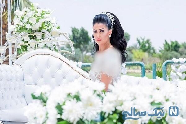 ازدواج غاده عبدالرزاق خانم بازیگر مصری برای دوازدهمین بار