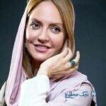تبریک تولد خاص مادر شوهر مهناز افشار برای نوه اش لیانا